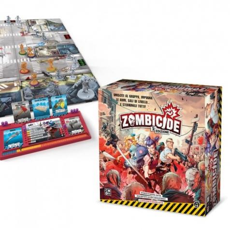 zombicide 2a edizione