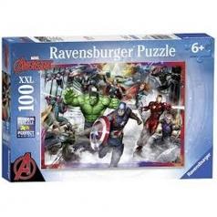 marvel avengers - puzzle 100 pezzi xxl