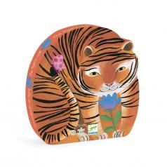 la tigre - puzzle 24 pezzi