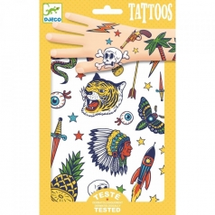 tatuaggi removibili - bang bang