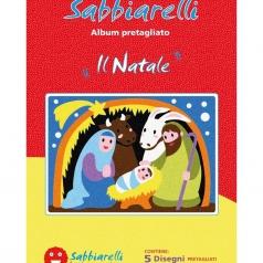 sabbiarelli album il natale