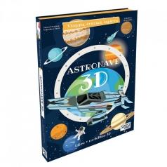 viaggia conosci esplora - astronave 3d
