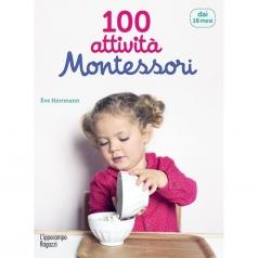 100 attivita montessori dai 18 mesi