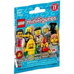 71018 - minifigures serie 17 - bustina singola