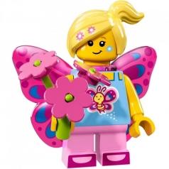 col292 - bambina farfalla
