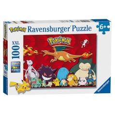 pokemon - 100 pezzi xxl