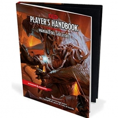 dungeons and dragons 5a ed - manuale del giocatore