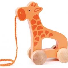 giraffa trainabile