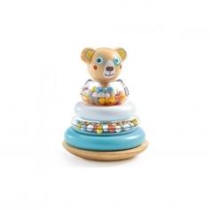 babystacki - gioco impilabile orsetto