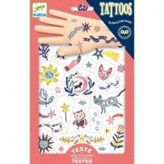 tatuaggi removibili - sweet dreams fluorescenti