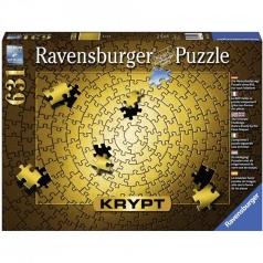 krypt gold - puzzle 631 pezzi