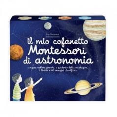 il mio cofanetto dell'astronomia montessori