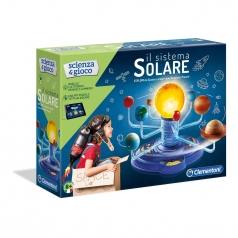 scienza e gioco - il grande sistema solare
