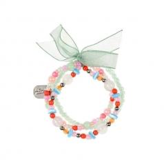 braccialetto trixy azzurro e rosa