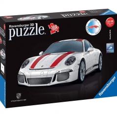 porsche 911 - puzzle 3d 108 pezzi
