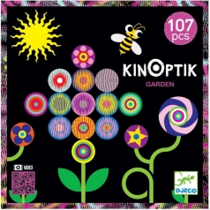 kinoptik giardino 107 pezzi