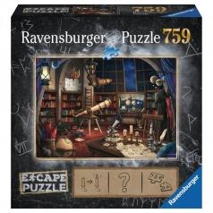 osservatorio magico - escape puzzle 759 pezzi
