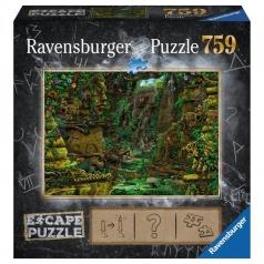 il tempio - escape puzzle 759 pezzi