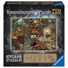 la cucina della strega - escape puzzle 759 pezzi