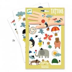 tatuaggi removibili - pretty little things