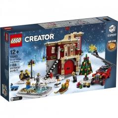 10263 - caserma dei pompieri del villaggio invernale