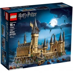 71043 - castello di hogwarts