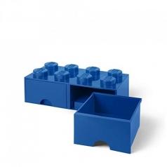rclbd8bl - brick drawer 8 blu