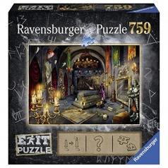 vampiro - escape puzzle 759 pezzi