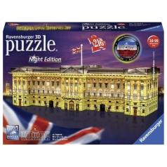 buckingham palace night edition - puzzle 3d 216 pezzi