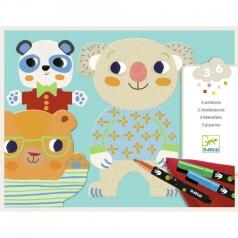 the cuties - lavagnette e pennarelli a gesso liquido