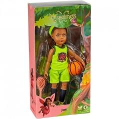 kruselings bambola - joy gioca a basket