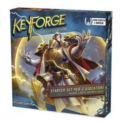 keyforge - l'era dell'ascensione - starter set