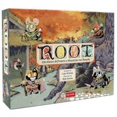 root: un gioco di potere e giustizia nei boschi - gioco base