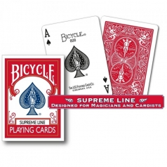 bicycle - supreme line red
