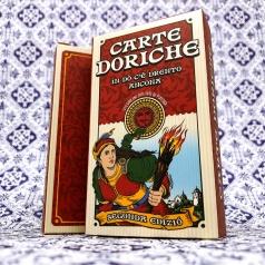 carte doriche - segonda edizio - le carte da gioco piacentine di ancona