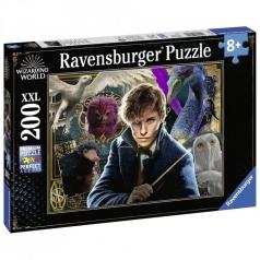 animali fantastici e dove trovarli - puzzle 200 pezzi xxl