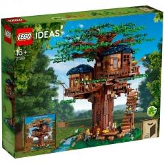 21318 - casa sull'albero