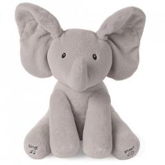 flappy l'elefante - elefante peluche parlante