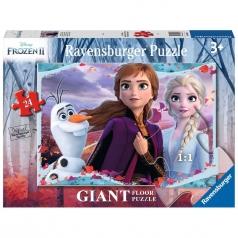 frozen 2 - puzzle 24 pezzi