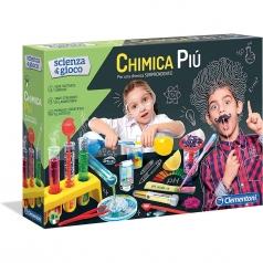 scienza e gioco - chimica piu