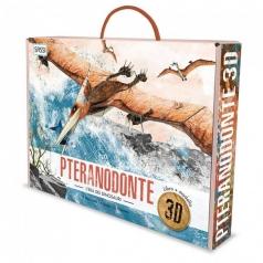 l'era dei dinosauri - pteranodonte 3d