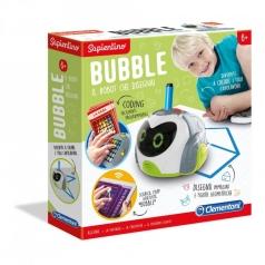 bubble - robot interattivo che disegna