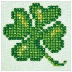 lucky leaves - diamond dotz dds.011