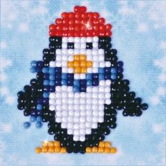 penguin waddle - diamond dotz starter dds.016