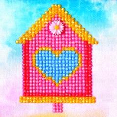 home sweet home - diamond dotz beginner dd1.002