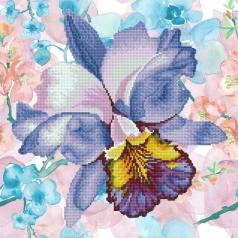 sparkle garden mauve - diamond dotz intermediate dd5.050 30.5x30.5cm