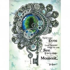 eye 381 - diamond dotz intermediate dd10.028 42x57cm