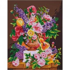 bouquet ancient - diamond dotz intermediate dd12.019 53x67cm