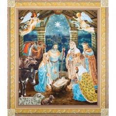 nativity scene - diamond dotz advanced dd15.002