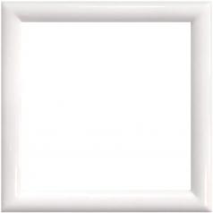 cornice bianca diamond dotz 9.5x9.5cm